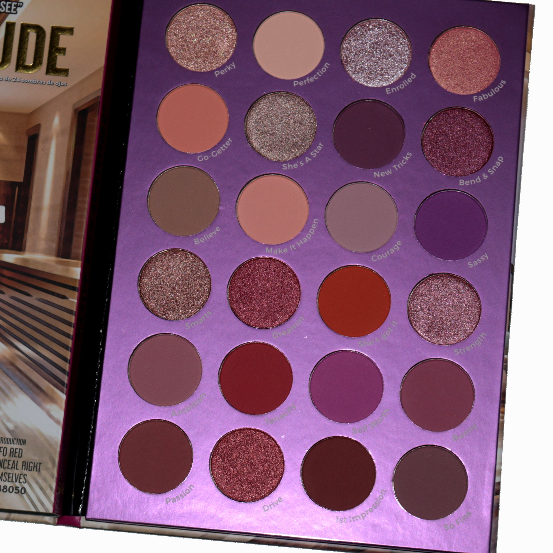 Legally Nude - 24 Eyeshadow Palette