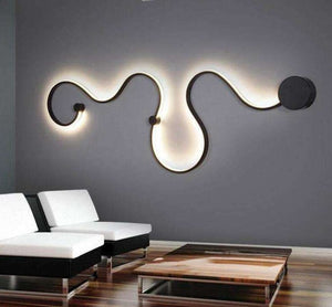 Acrylic Modern LED Wall Light - Marys Little Mart