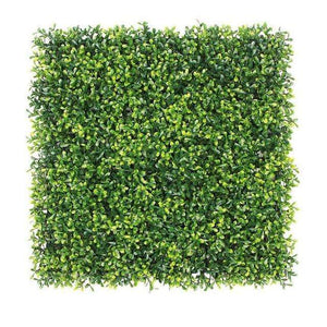 Artificial Green Hedge Wall & Fence - Marys Little Mart