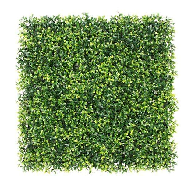 Artificial Green Hedge Wall & Fence