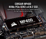Corsair Force 2TB MP400 NVMe PCIe SSD M.2 (2280)