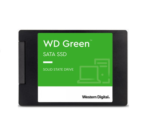 "WD 1TB Green 2.5"" 3D NAND 7mm SSD"