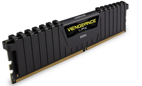 Corsair 8GB (1x8GB) Vengeance LPX DDR4 2666MHz C16 (Black)