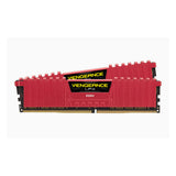 Corsair 16GB (2x8GB) Vengeance LPX DDR4 2400MHz C16 (Red)