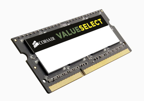 Corsair 4GB (1x4GB) Value Select DDR3 SODIMM 1333MHz