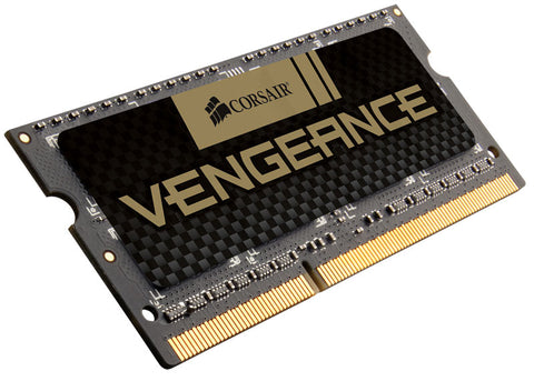 Corsair 4GB (1x4GB) Vengeance DDR3 SODIMM 1600MHz (Black)