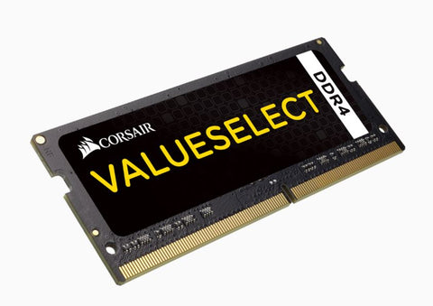 Corsair 4GB (1x4GB) ValueSelect DDR4 SODIMM 2133MHz Black