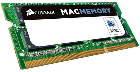 Corsair 4GB (1x4GB) DDR3 SODIMM 1333MHz (for Mac)