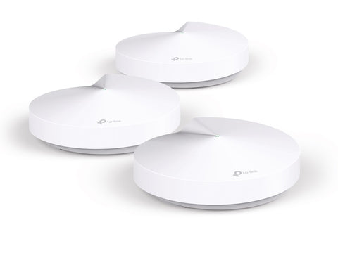 TP-Link Deco M5 (3-pack) AC1300 Whole Home Mesh Wi-Fi System
