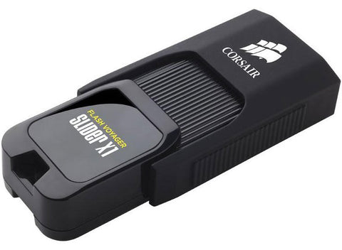Corsair 64GB Flash Voyager Slider X1 USB 3.0 Flash Drive