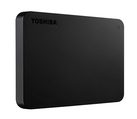 Toshiba 1TB Canvio Basics Portable HDD (New Model)