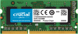 Crucial 8GB (1x8GB) DDR3 SODIMM 1600MHz 1.35V/1.5V (for Mac)