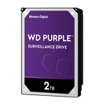 "WD 2TB Purple Surveillance 3.5"" IntelliPower SATA3 5400RPM HDD"