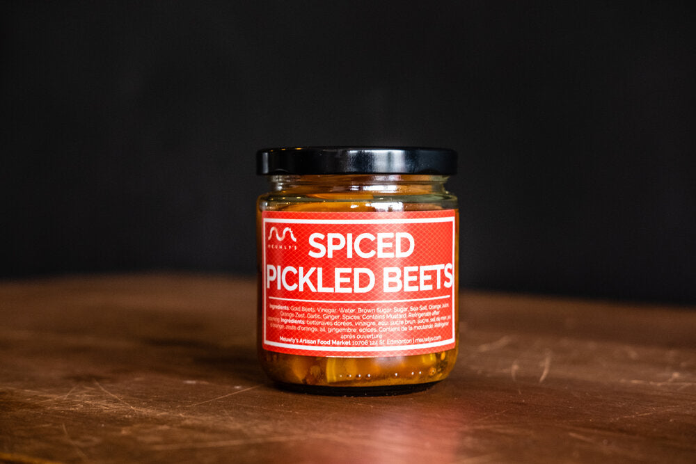 Pickled Beets Spiced