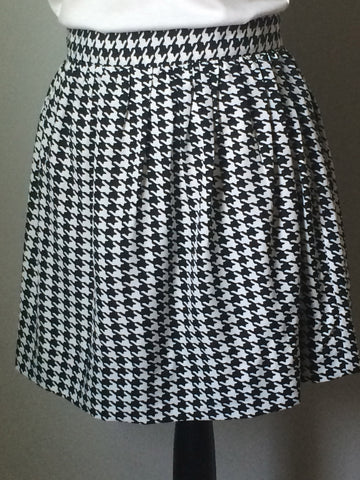 Sailor Skirt~Houndstooth