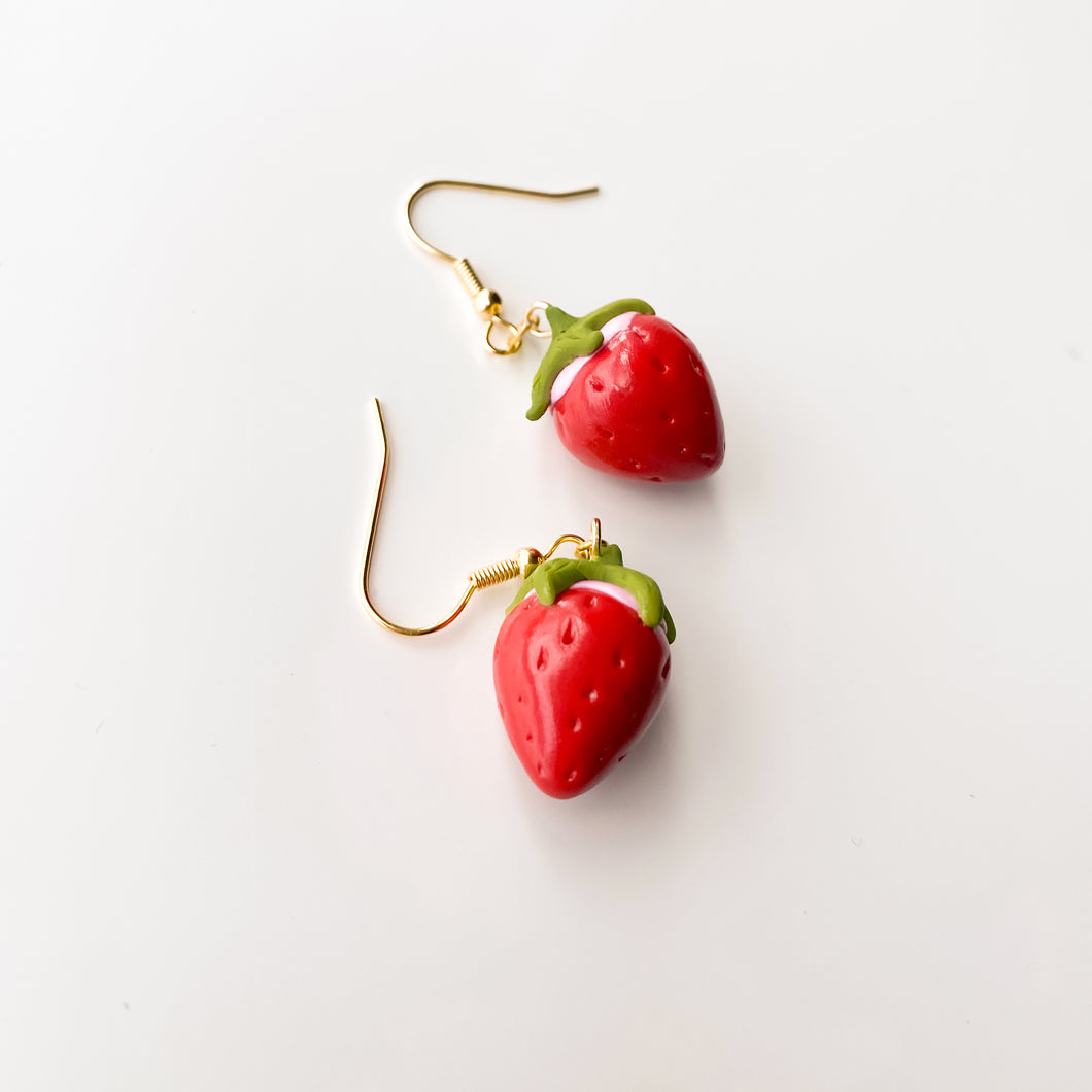 Strawberry Dangles