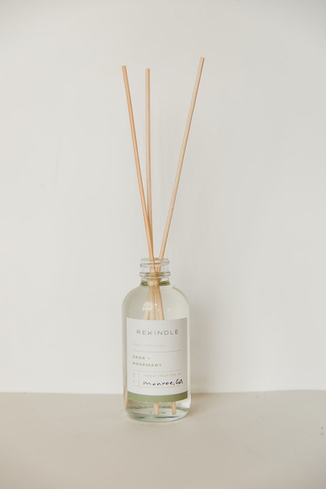 Sage + Rosemary Reed Diffuser