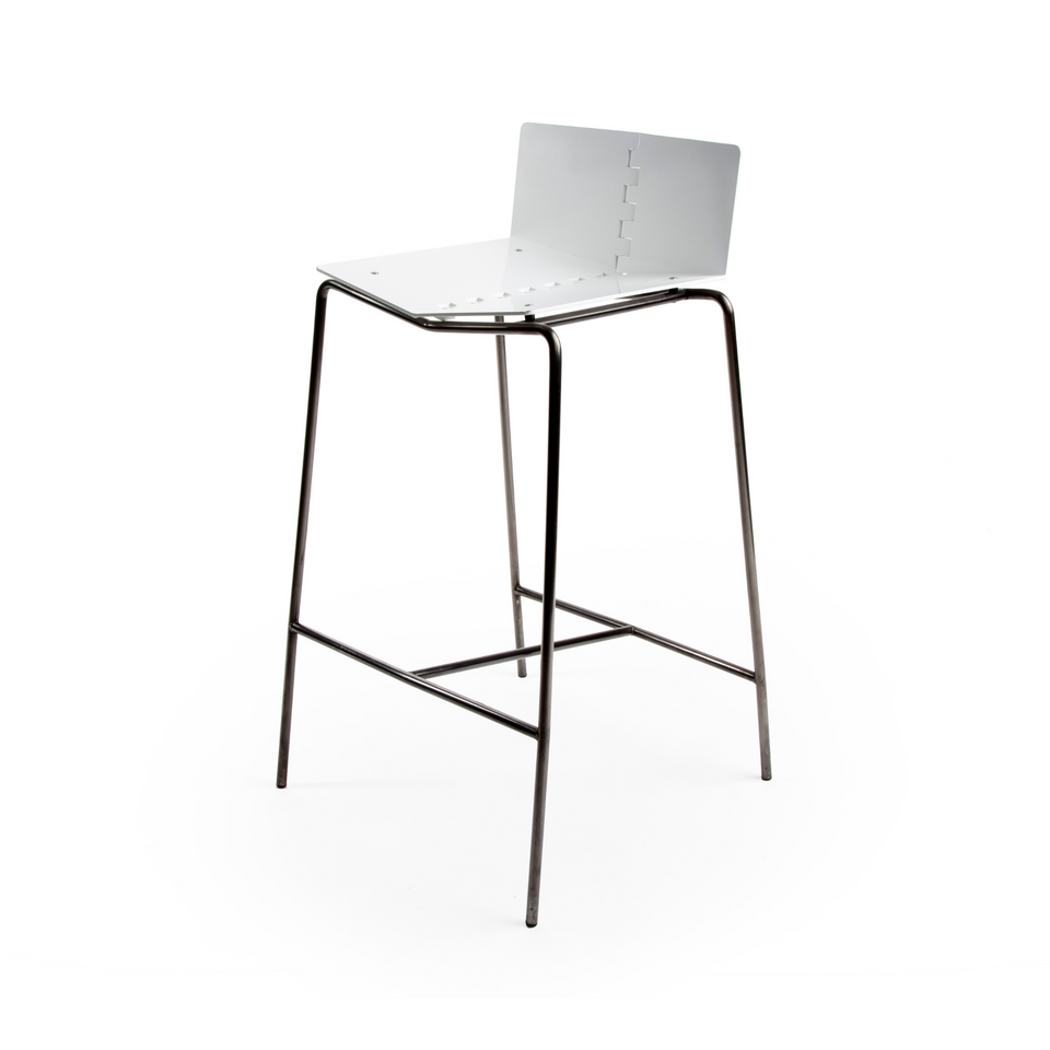 Lock Chair Bar Stool