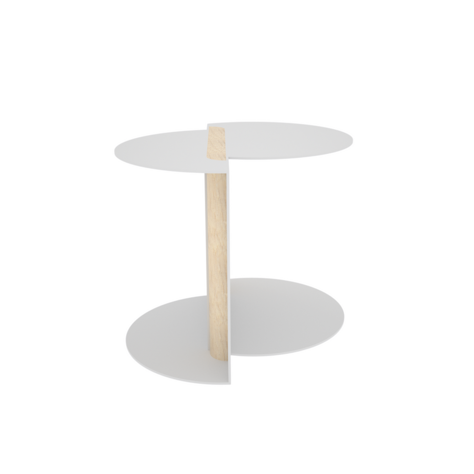 Roundabout Side Table