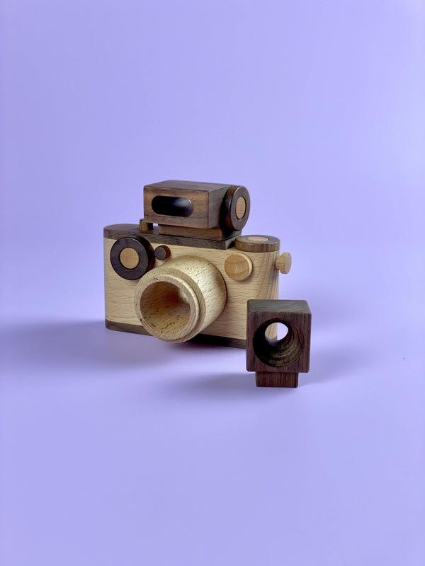 Wooden Camera - Set - Light Lion