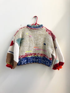 rag sweater #4