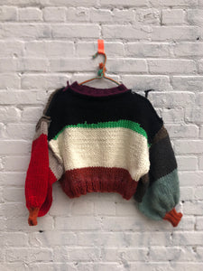 rag sweater #18