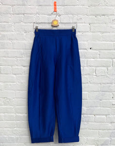 the Pearl trousers-- peacock