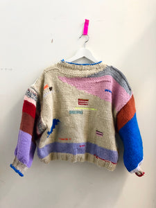 rag sweater #8