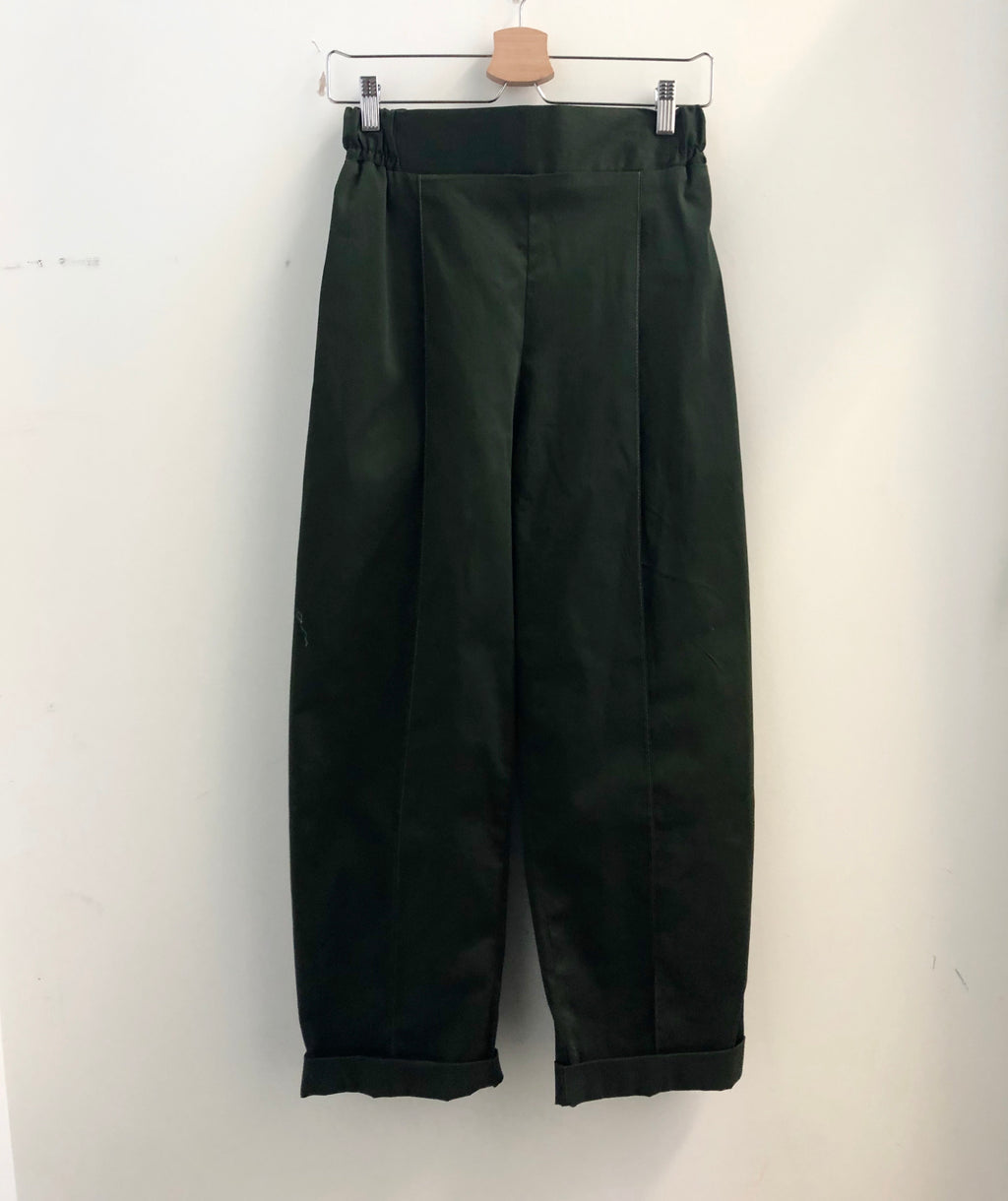 the Pearl trousers-- olive