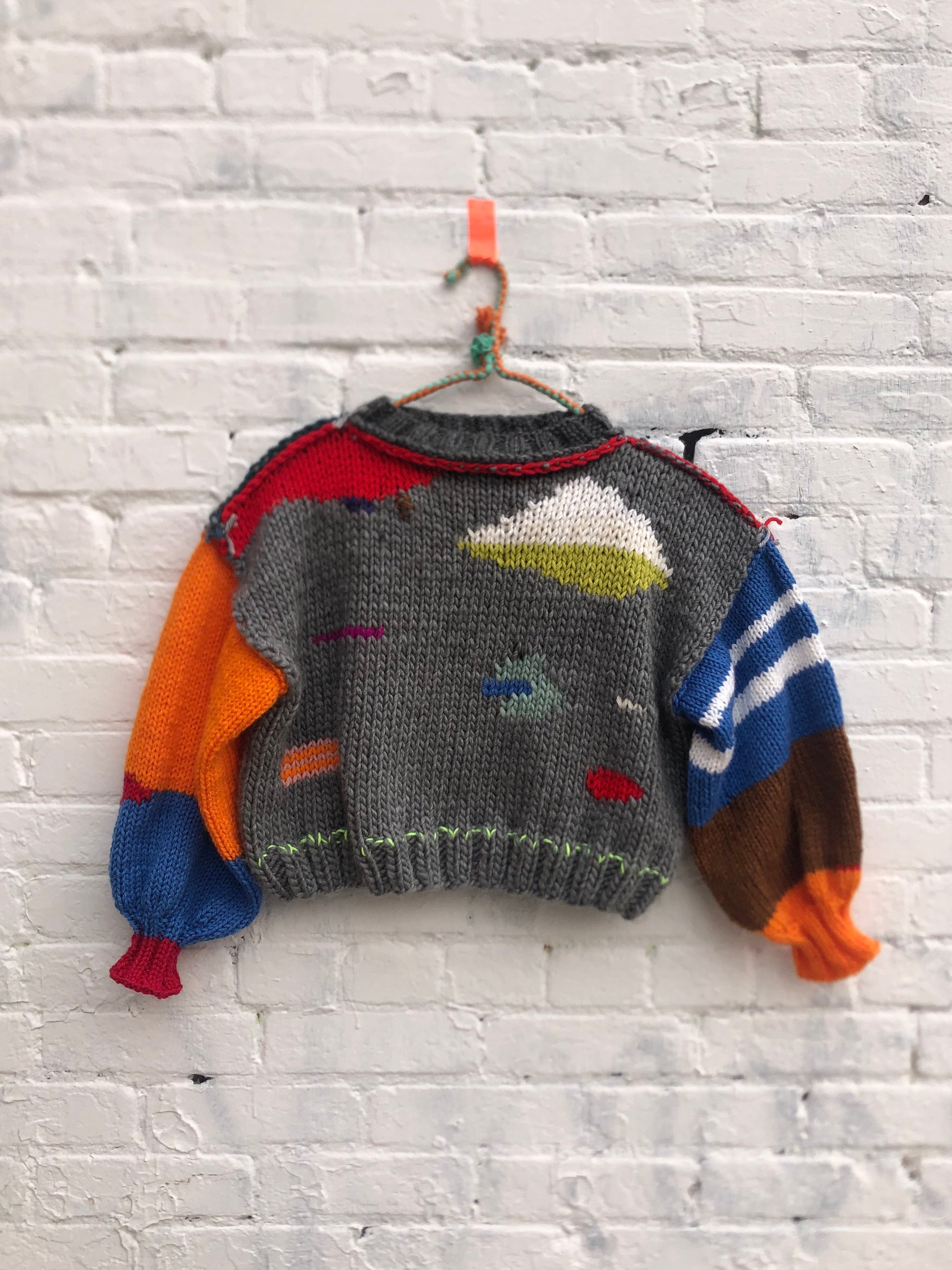 rag sweater #15