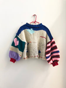 rag sweater #5