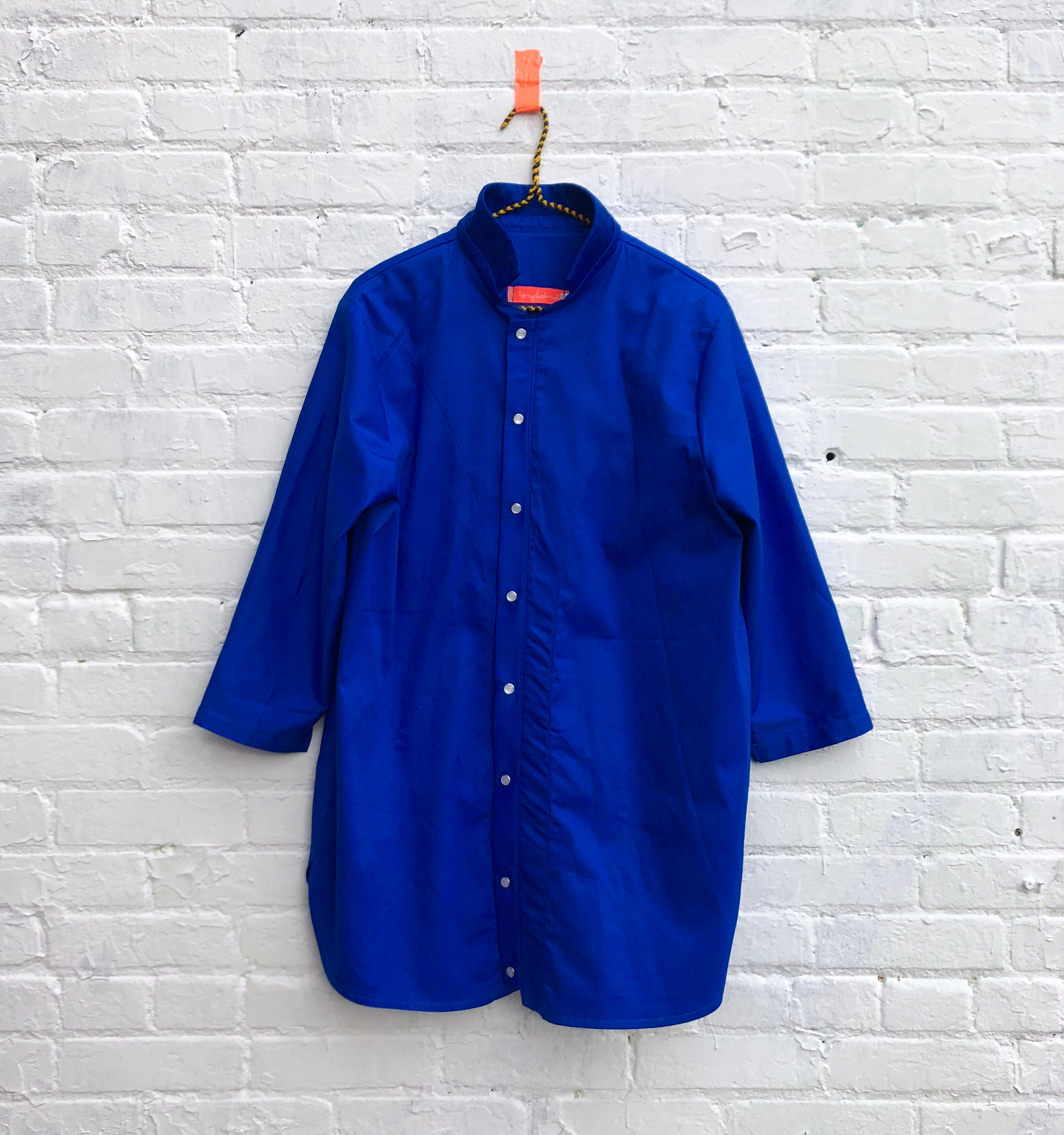 the Pearl workshirt-- peacock