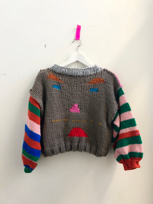 rag sweater #9