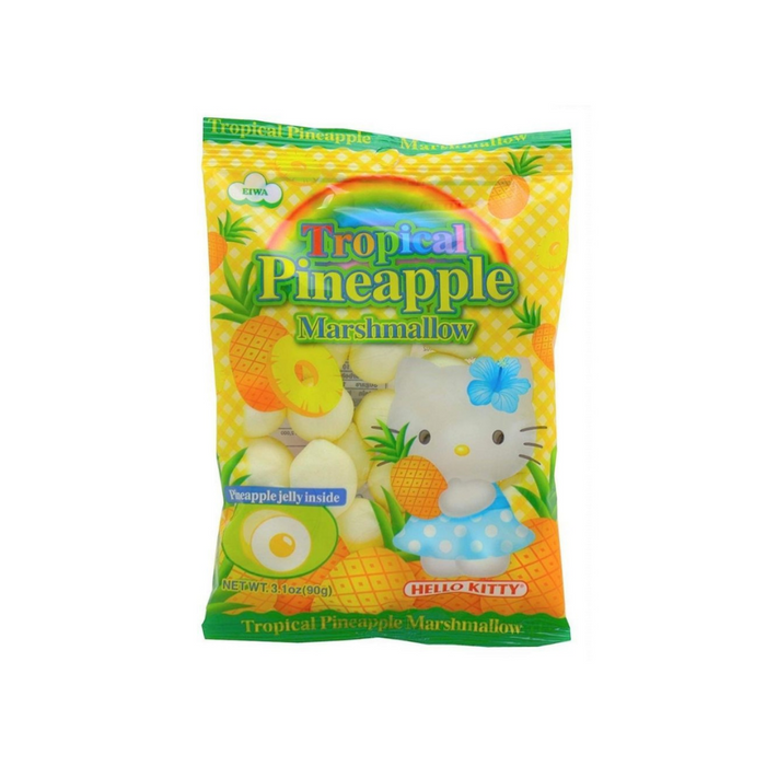 HELLO KITTY PINEAPPLE MARSHMALLOW