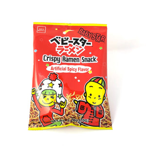 BABY STAR RAMEN SNACK SPICY 2.47 OZ