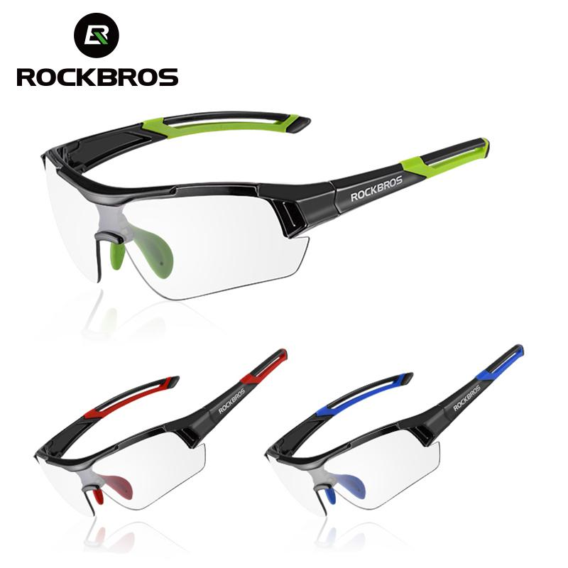ROCKBROS Photochromic Cycling Sunglasses