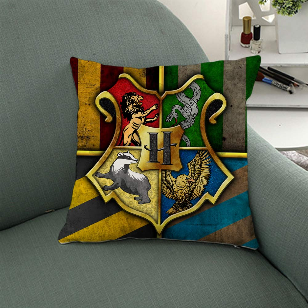 Hogwarts Cushion Cover