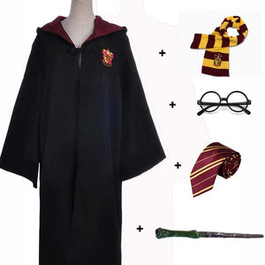 Halloween Cosplay Harry Potter Gryffindor