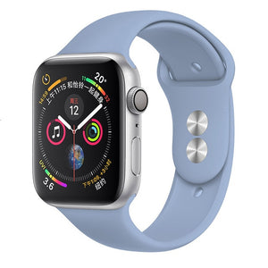 Strap (Silicone Loop) For Apple Watch band