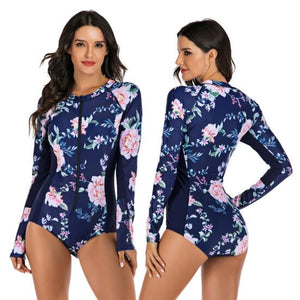 Sexy Surf Rash Guard Long sleeve