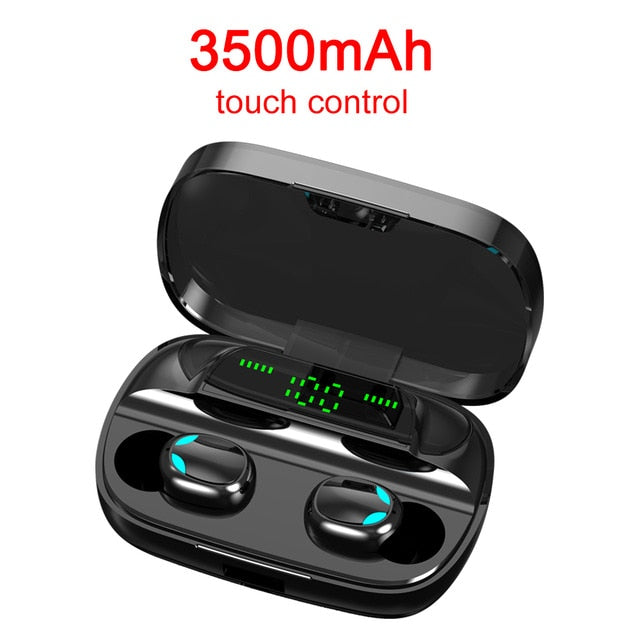 Bluetooth 5.0 Wireless Earphone TWS Headphones