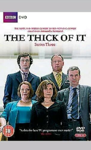 The Thick Of It - Series 3 [DVD], Very Good DVD, Rebecca Front,James Smith,Jo Sc