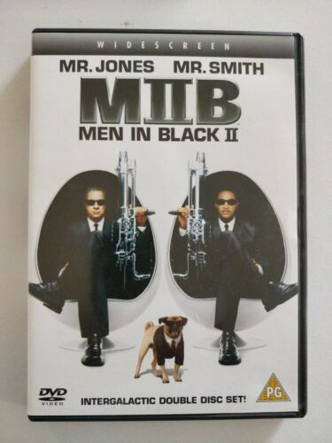 Men In Black 2 (DVD) 5035822271838