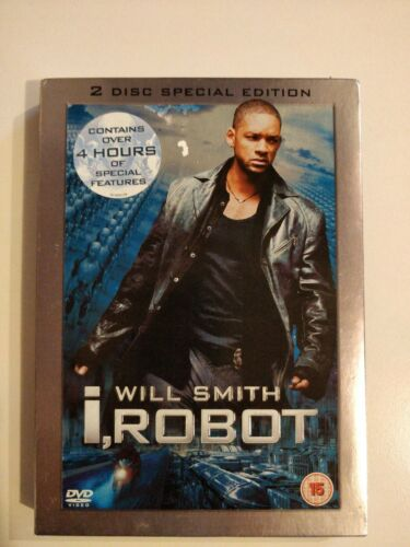 I, Robot  with sleeve(DVD)