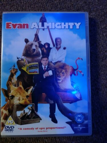 Evan Almighty (DVD,)