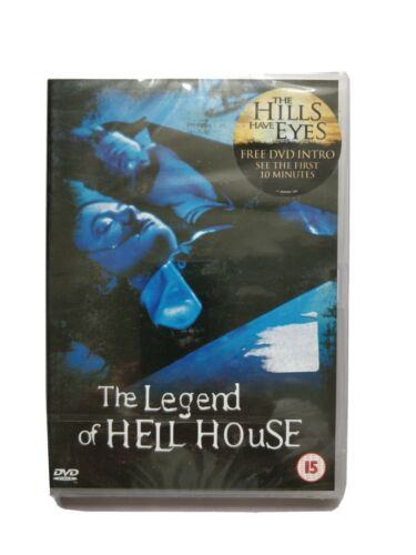 Legend of Hell House [DVD], Good DVD, ,