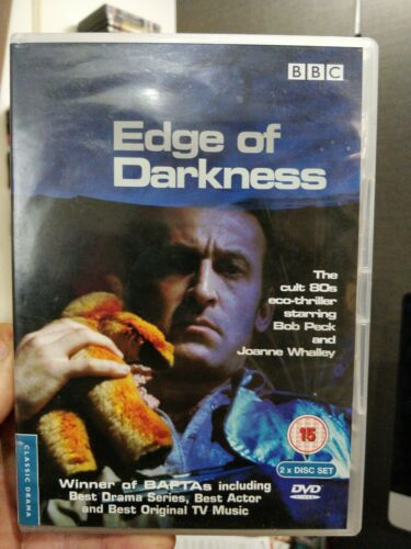 Edge Of Darkness - The Complete Series (DVD, 2-Disc Set)cart b1