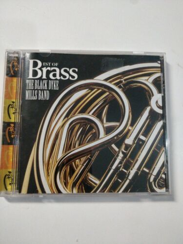 The Black Dyke Mills Band : Best of Brass CD (1997) Expertly Refurbished Product
