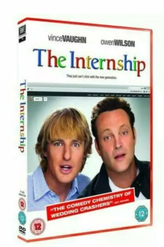 The Internship DVD Vince Vaughn