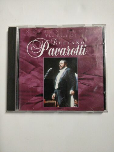 Best of, Luciano Pavarotti CD